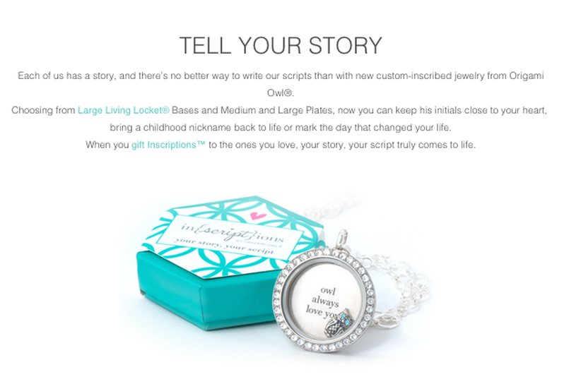 Custom Jewelry | Kate McKenzie Origami Owl | 544x805